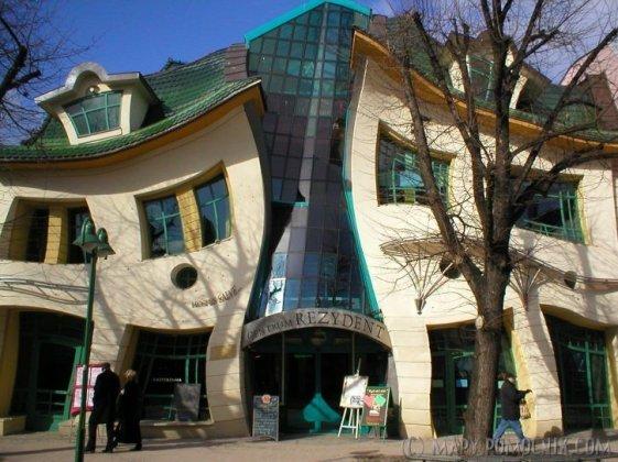 Самые необычные дома со всего мира Strang12