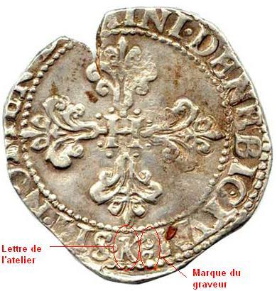 Pièce de monnaie à identifier Revers10