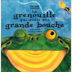 [Faulkner, Keith et Lambert, Jonathan] La grenouille qui avait une grande bouche La_gre10