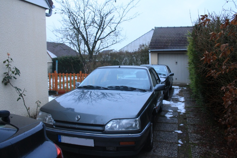 [Sandrac1 & Gilles02310] Renault 25 phase 2 Baccara - 1991 Img_3013