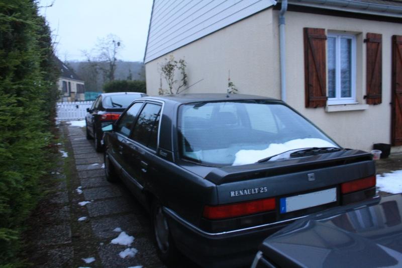 [Sandrac1 & Gilles02310] Renault 25 phase 2 Baccara - 1991 Img_3014