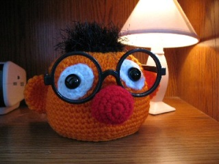 Crochet Chat /  flowers and Patterns Ernie10