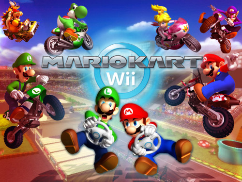 personnages  mario Wallpa10