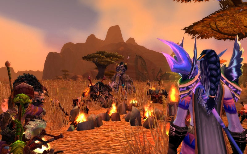 Whitestar Snapshots book (WOW RP screenshots) Wowscr11