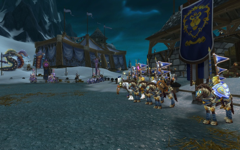 Whitestar Snapshots book (WOW RP screenshots) Wowscr21