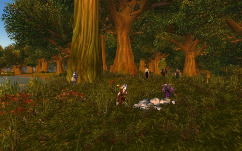 Whitestar Snapshots book (WOW RP screenshots) - Page 2 Wowscr54