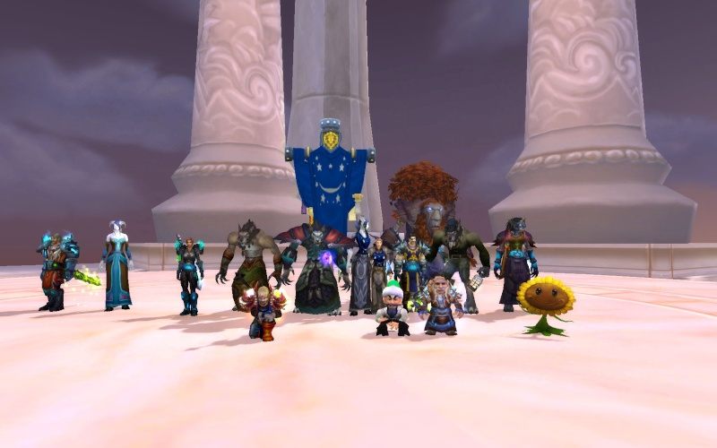 Guild screenshot Wowscr67