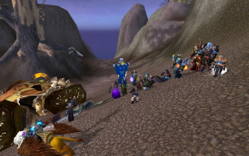 Whitestar killed Julak-Doom (and a lot of Horde) Wowscr69
