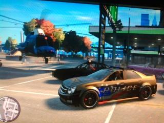 voitures de police et swift Photo014