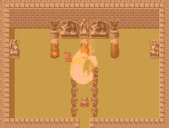 Soul's Sword, le jeu Action10