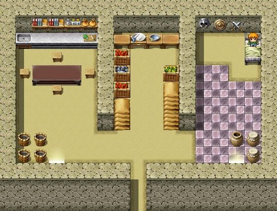 Soul's Sword, le jeu House_10