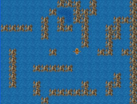 Soul's Sword, le jeu Lab_bm10