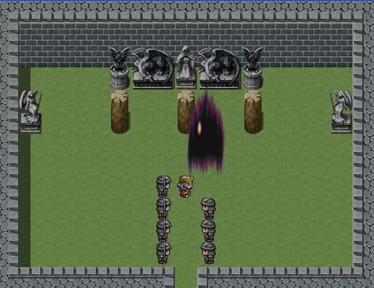 Soul's Sword, le jeu Secret10