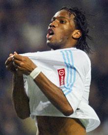 Didier Drogba  Foot_d10
