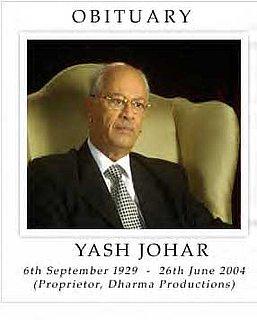 Yash Johar Yashjo10