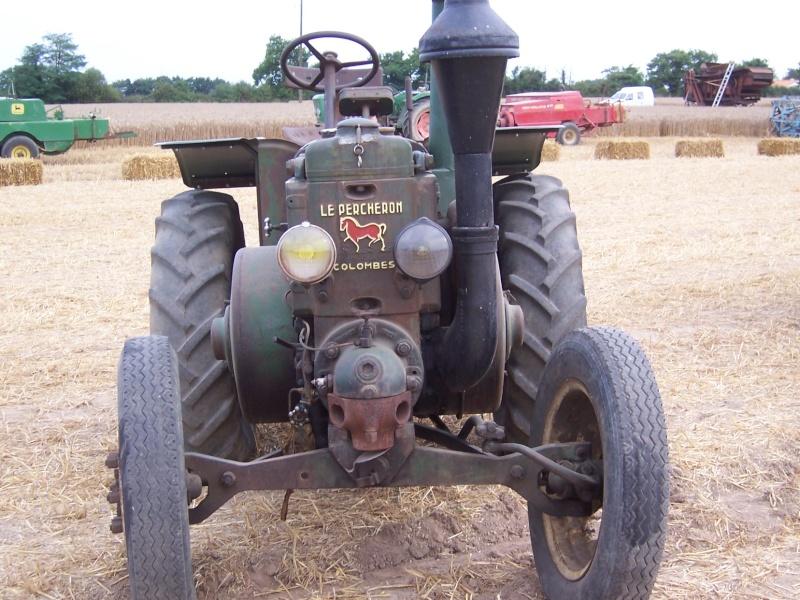 Moteur semi diesel à boule chaude La_bru10