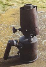 Moteur semi diesel à boule chaude Lampe10