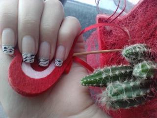 DEKORACIJA vaših prirodnih nokti, noktića, noktiju (samo slike - komentiranje je u drugoj temi) 10022811