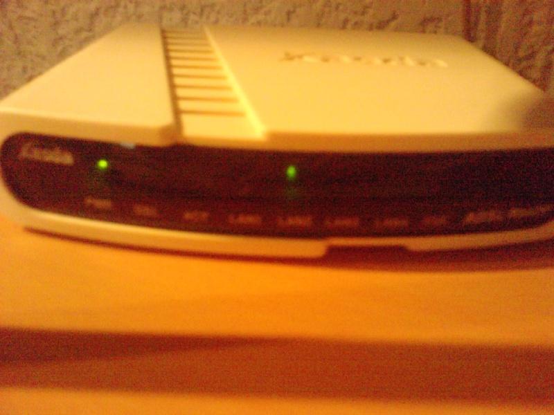 Modem za internet - žični ili bežični 10042010