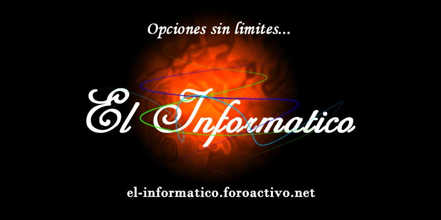 EL INFORMATICO - Portal Logo10