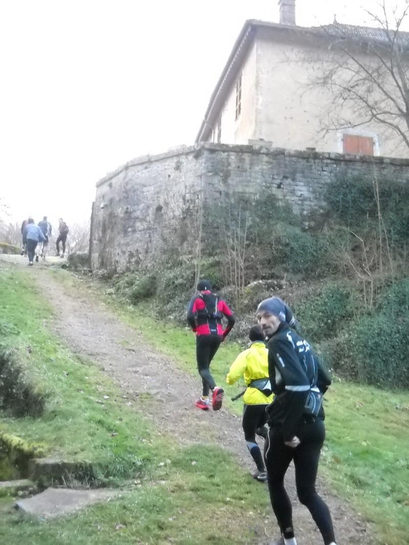 Reconnaissance parcours 18 km trail de la source du lison Dscn8310