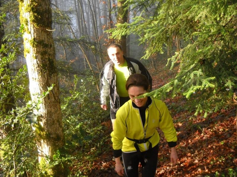 Reconnaissance parcours 18 km trail de la source du lison Dscn8311