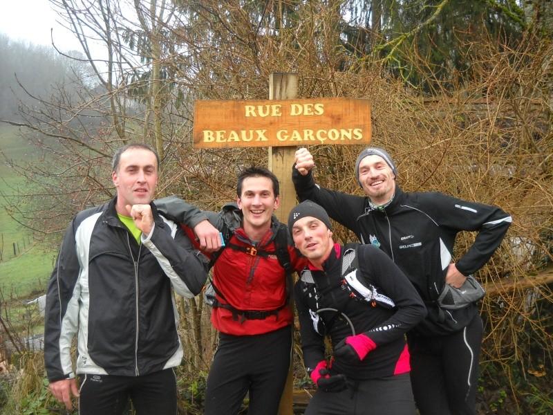 Reconnaissance parcours 18 km trail de la source du lison Dscn8312