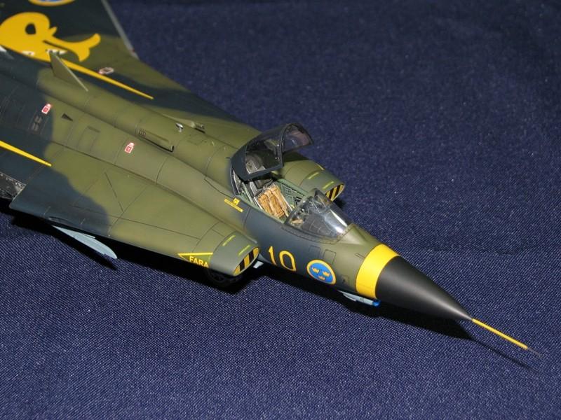 Saab J-35J Draken Img_4613