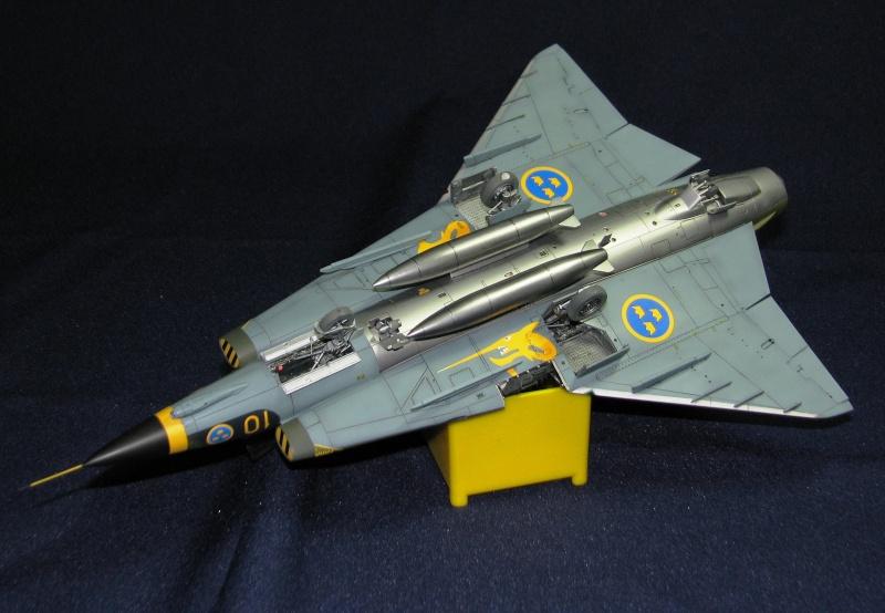 Saab J-35J Draken Img_4615