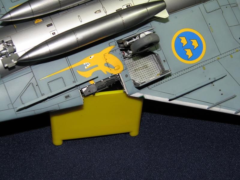 Saab J-35J Draken Img_4616