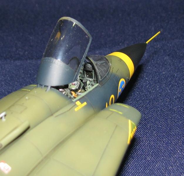Saab J-35J Draken Img_4617