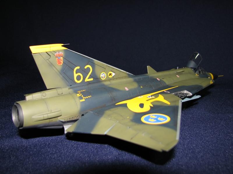 Saab J-35J Draken Img_4618