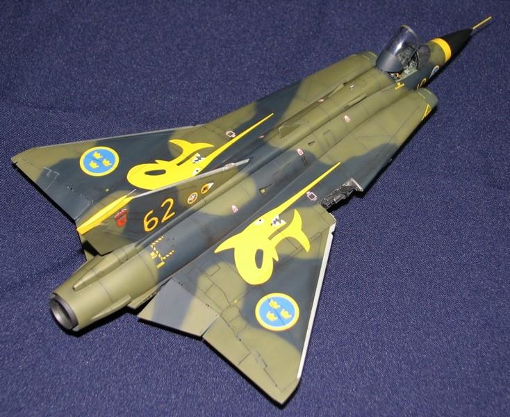 Saab J-35J Draken Img_4619
