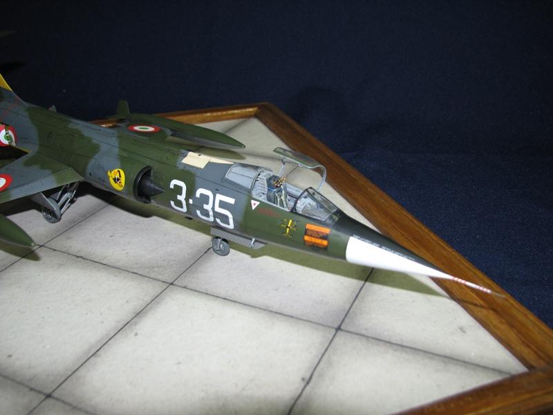 Italian F-104G Starfighter Img_4620