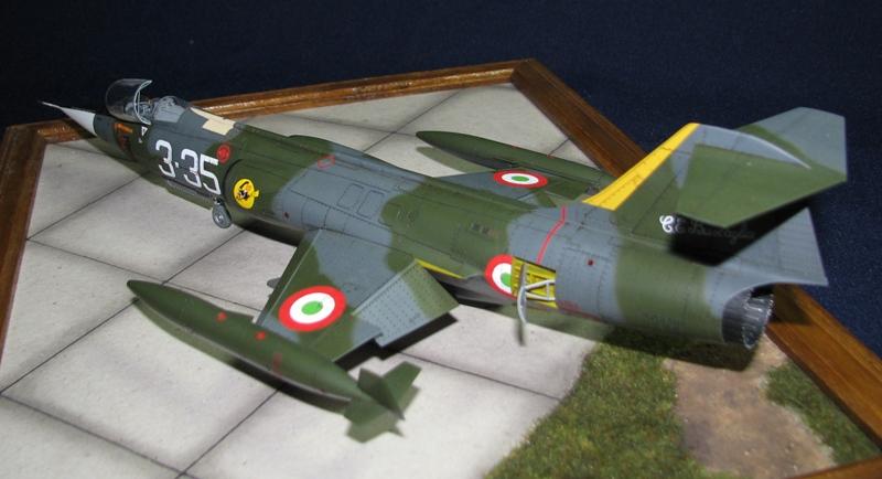 Italian F-104G Starfighter Img_4622