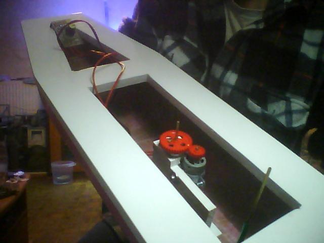 Mon premier bateau ;o) B410