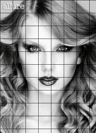Portrait de Taylor Swift Taylor10