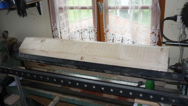 Fabrication d'un tour à bois P1080110