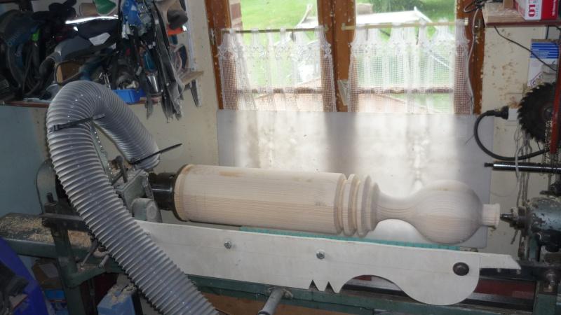 Fabrication d'un tour à bois P1080111
