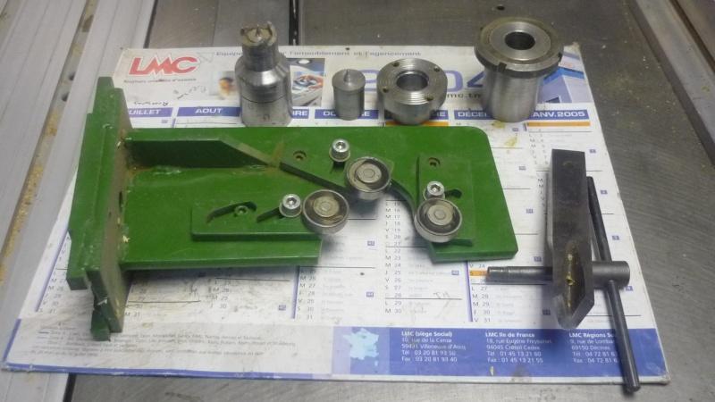 Fabrication d'un tour à bois P1140111
