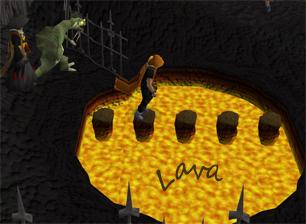 Wildnes-Gewandheitskurs Lava110