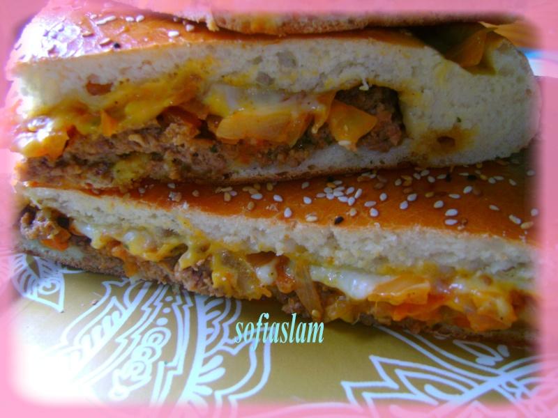 tourte burger fondante Lebonc19