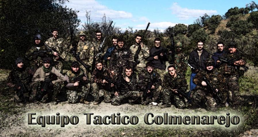 Equipo Tactico Colmenarejo