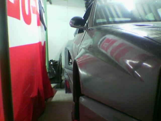 Mein GTO die Dauerbaustelle............. ;o( Foto_110