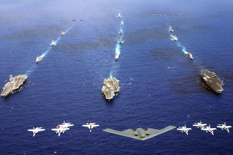 Logistique américaine,outil d'une super puissance B-2_le10