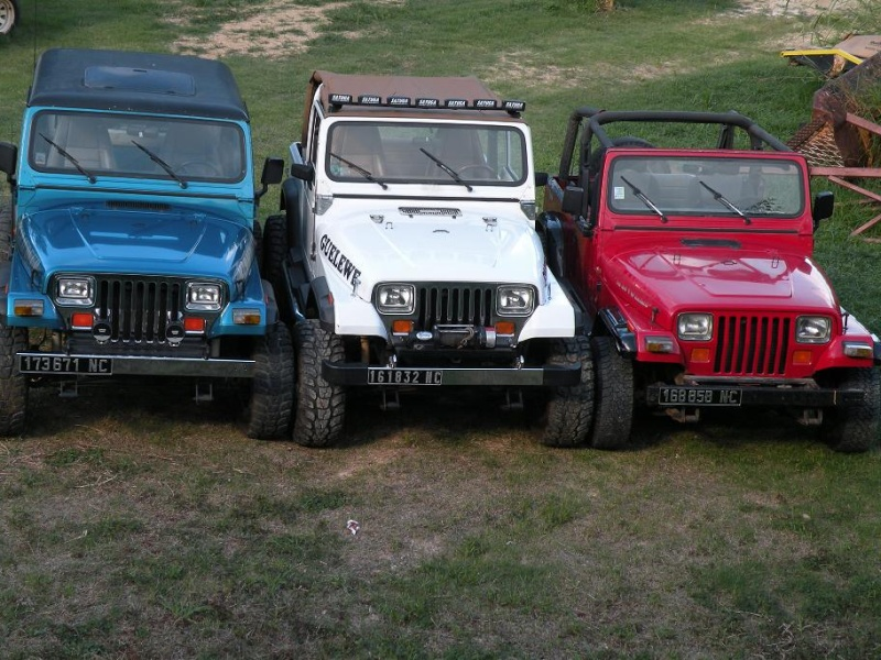 Qu'avez vous fait pour votre Jeep aujourd'hui ? - Page 2 Bleu_b11