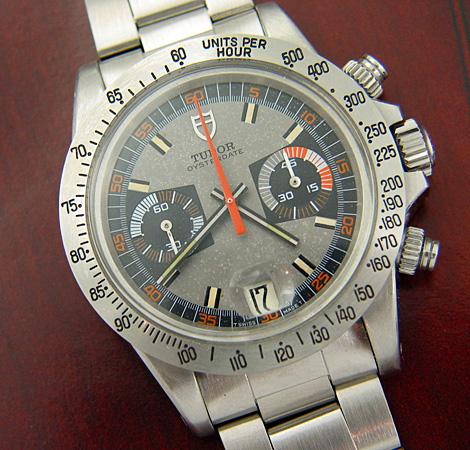 Présentation Tudor Monte Carlo vintage mt valjoux 234 ( peut-être la plus célèbre montre-bracelet Tudor ) 7159bc10