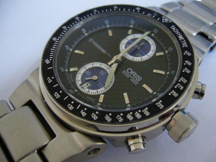 Oris : Une histoire, des montres, toujours mécaniques... Oris-w10