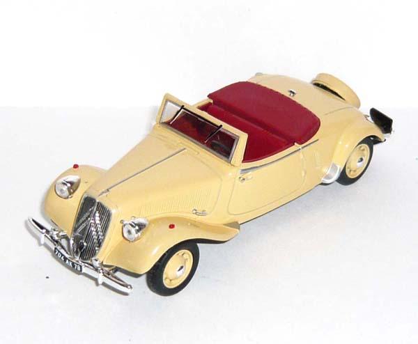 La 15/6 cabriolet 1939 en miniature Cab_1511