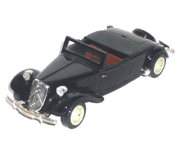 La 15/6 cabriolet 1939 en miniature V_100110